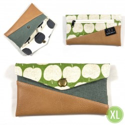 "Handytasche ""Green Apple"" XL"