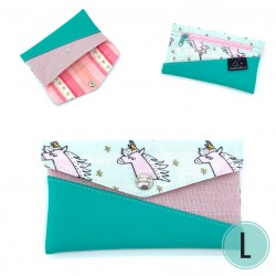 "Handytasche ""Magic Unicorn"" L"