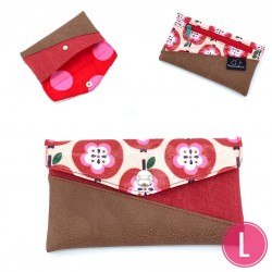"Handytasche ""Retro Apple Red"" L"