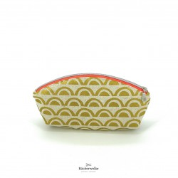 "Necessaire ""Golden Waves"""